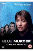 Blue Murder - Series 1-4 - Complete DVD