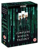 The Complete Matrix Trilogy [HD DVD] [1999]