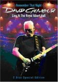 David Gilmour Remember That Night Live At The Royal Albert Hall
