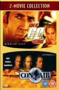 Gone In 60 Seconds/Con Air [1997]