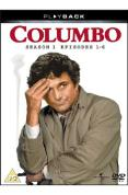 Columbo - Series 1 Vols. 1-3 DVD