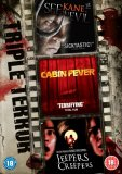 See No Evil/Jeepers Creepers/Cabin Fever DVD
