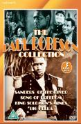 Paul Robeson Collection - Sanders Of The River/Song Of Freedom/King Solomon's Mines/Big Fella