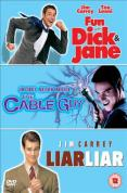 Fun With Dick And Jane/ Liar Liar/The Cable Guy