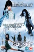 Ultraviolet/Serenity/Resident Evil 2 - Apocalypse