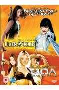 Resident Evil 2 - Apocalypse/Ultraviolet/DOA - Dead Or Alive