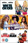 Little Man/Undercover Brother/White Chicks