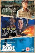 The Bridge On The River Kwai/The Guns Of Navarone/Das Boot - The Director's Cut