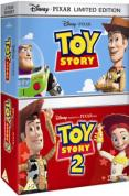Toy Story/Toy Story 2  (Disney Pixar) [1995]