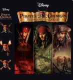 cheap pirates of the caribbean dvd trilogy