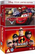 Cars/The Incredibles (Disney Pixar)