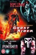 Ghost Rider/Hellboy/The Punisher