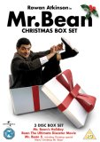 Bean Christmas Collection - Mr Bean's Holiday / Bean - The Ultimate Disaster Movie / Mr Bean Vol. 5