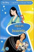Pocahontas/Mulan  (Disney) [1995]