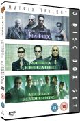 The Matrix/Matrix Reloaded/Matrix Revolutions [1999]