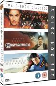 V For Vendetta/Constantine/Superman Returns [2005]