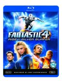 Fantastic Four - Rise Of The Silver Surfer [Blu-ray] [2007]