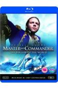 Master And Commander: The Far Side Of The World [Blu-ray] [2003]