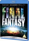 Final Fantasy - The Spirits Within [Blu-ray] [2001]