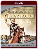Spartacus [HD DVD] [1960]