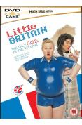 Little Britain - The Only Game InThe Village [Interactive DVD]