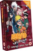 Naruto Unleashed - Complete Series 2 Box Set