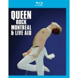 Queen - Queen Rock Montreal/Live Aid [Blu-ray] [1981] Blu Ray