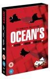 Ocean's Trilogy 4-Disc Box Set