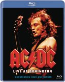 AC/DC - Live At Donnington [Blu-ray] [1991]