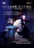 Nessun Dorma - Favourite Puccini Operas - La Boheme/Turandot/Madama Butterfly/Manon Lescaut DVD