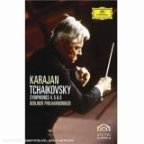Tchaikovsky - Symphonies Four, Five And Six - Herbert Karajan/Berliner Philharmoniker DVD