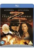 The Legend Of Zorro [Blu-ray] [2005]