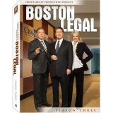 Boston Legal - Series 3 - Complete
