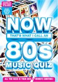 Now That's What I Call A Music Quiz - The 80s (DVD Interactive Game)