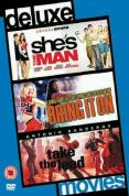She's the Man/Bring It on/Take the Lead