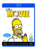 The Simpsons Movie [Blu-ray] [2007]
