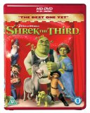 Shrek The Third [HD DVD] [2007]