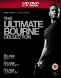 The Bourne Identity/The Bourne Supremacy/The Bourne Ultimatum [HD DVD]