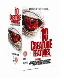 10 Pack: Creature Features (including Crocodile 1, 2, Octopus1, 2, Spiders 1, 2, Sharks 1, 2, Shark Attack 3, Creature from the Black Lake [2007]