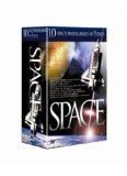 10 Pack: Space (including The Shuttle, A Time Of Apollo, The Flight Of Apollo 7, Debrief :Apollo 8, Apoll0 17, The Flight Of Apollo 11, Gemini VIII,  Apollo, ... So Hidden, Houston We