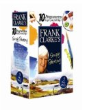 10 Pack: Frank Clarke (including On Golden Pond, Derrygimla Bog, The Burren, The Quiet Man Bridge, Lanzarote Street Scene, Aasleagh Falls, Atlantic Seascape, ... Good Enough To Eat, The Giants Causewa