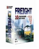 10 Pack: Rail freight  (including Rail Freight Today 1, Rail Freight Today 2, Rail Freight Today 3, Rail Freight Today 4, Rail Freight Today 5, Rail Freight ... Rail Freight Today 9, Rail Freight Toda