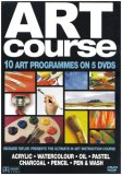 10 Pack: Art Course 1  (including The Arts Course Programme 1, 2, The Arts Course Programme 3, 4, The Arts Course Programme 5, 6, The Arts Course Programme 7, 8, The Arts Course Programme 9, 10 [2007]