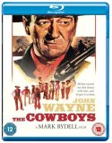 The Cowboys [Blu-ray] [1972]