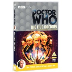Doctor Who - The Five Doctors [1983]