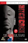 Alfred Hitchcock - The British Years DVD