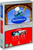 Ratatouille/Pixar Shorts (Disney Pixar)