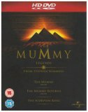 The Mummy/The Mummy Returns/The Scorpion King [HD DVD] [1998]