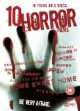 10 Pack: Horror 1(including Home Sweet Home, 976 Evil II: The Astral Factor, Exorcism The Movie, Goulies 4, Killjoy, Dead Above Ground, Don