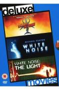 Snakes on a Plane/White Noise 1 and 2